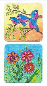 Flowers&Birds-LeslieVandever