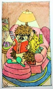 Literary Hedgehog1 092615-Watermark